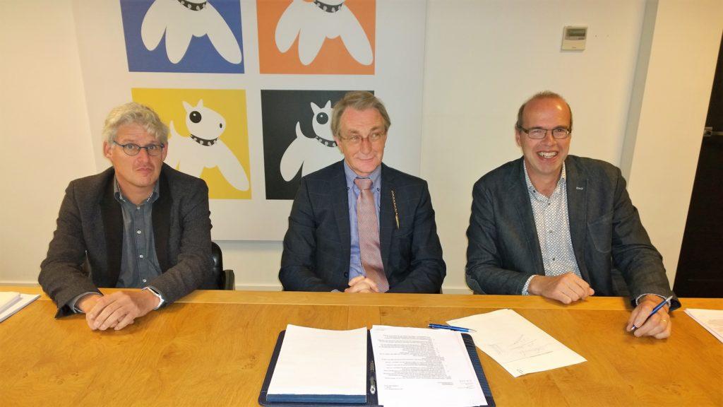 Het bestuur van Brabant Data