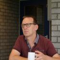 Portret van Paul van Rooij